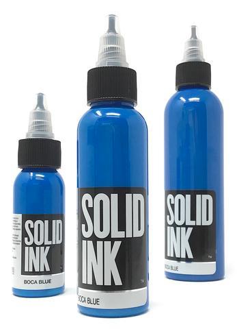 Mực xăm Solid tattoo ink màu Blood  Hàng đúng gốc Solid ink USA Màu tươi sáng, rất dễ lên màu. Có chai 0.5oz 1oz 2oz 4oz