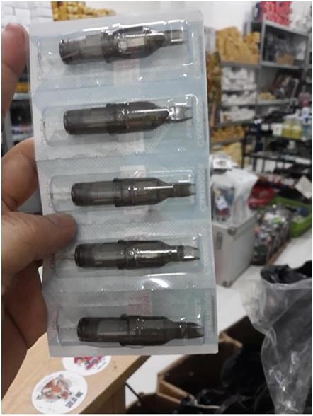 Kim xăm máy pen 2