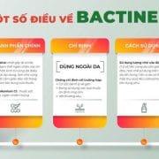 Nước tiệt trùng vết thương Bactine max spray 5oz